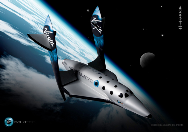 Courtesy: Virgin Galactic