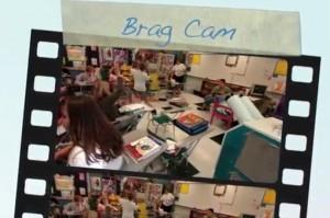 Brag Cam intro on Knoxnews.com.