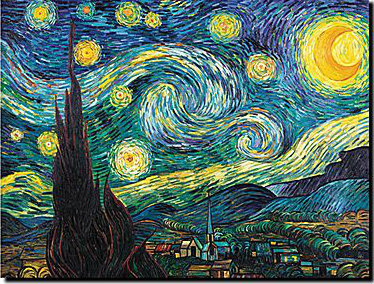 Van Gogh's 'The Starry Night""