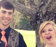 Cropping of controversial prom photo