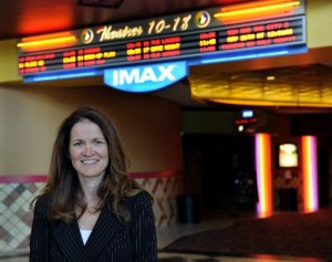 Amy Miles, CEO of Regal Entertainment Group